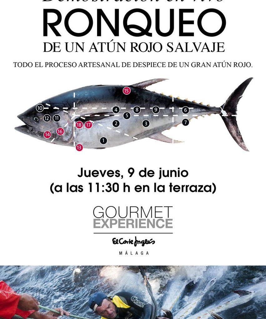 FLYER A5 EL RONQUEO ATÚN GE MÁLAGA V2 2
